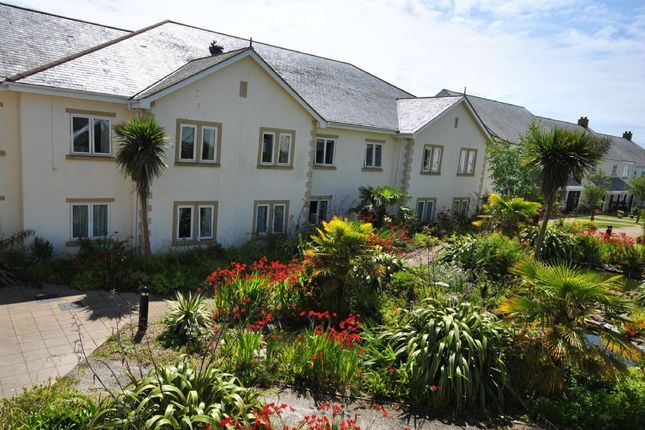1 bed flat for sale in 8 Roseland Court, Roseland Parc, Tregony, Cornwall