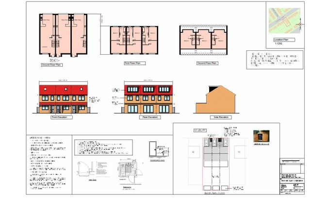 Thumbnail Land for sale in Lillechurch Road, Becontree, Dagenham