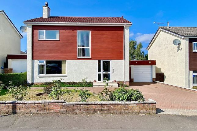 Thumbnail Detached house for sale in Raithhill, Alloway, Ayr