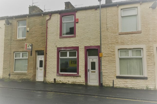 Thumbnail Terraced house to rent in Admiral Street, Burnley