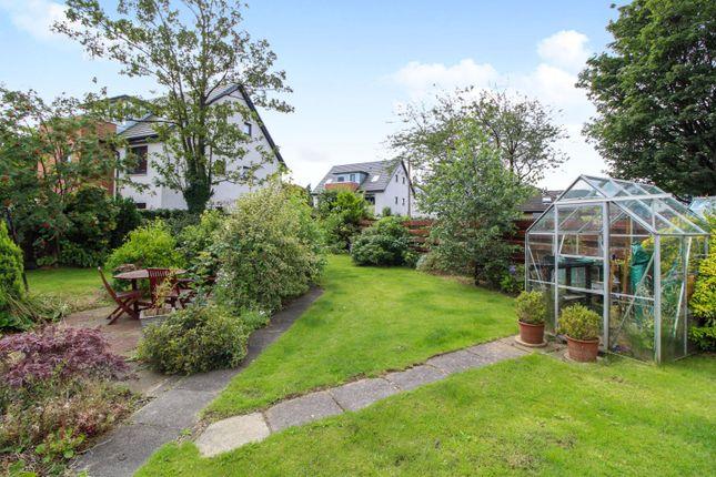 Garden of Eltringham Gardens, Edinburgh EH14
