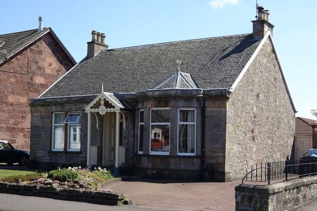 Thumbnail Detached bungalow for sale in Round Riding Road, Dumbarton