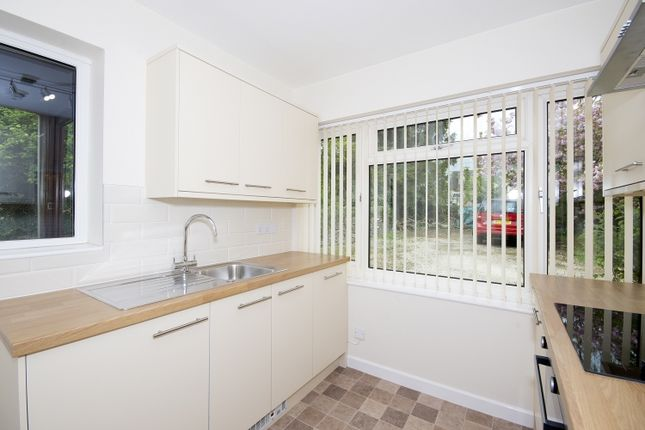 Thumbnail Detached bungalow to rent in New Yatt Road, North Leigh, Witney