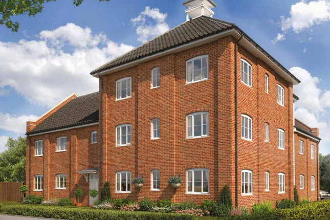Thumbnail Flat for sale in Church Hill, Saxmundham, Suffolk
