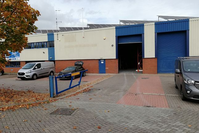 Thumbnail Warehouse to let in James Way, Bletchley Milton Keynes