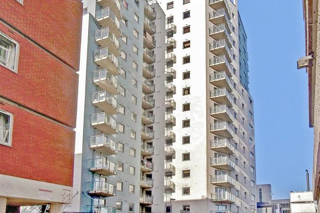 Thumbnail Flat for sale in Centreway Apartments, Axon Place, Ilford, Essex