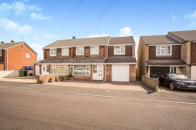 Thumbnail Semi-detached house for sale in Farley Dell, Coleford, Radstock
