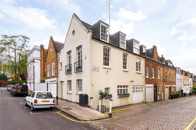 Thumbnail End terrace house for sale in Ladbroke Terrace, Notting Hill, Kensington, London