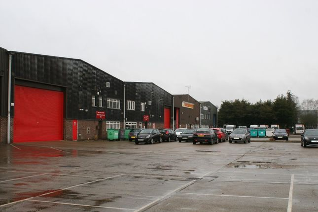 Thumbnail Warehouse to let in Units 3 And 5 Atholl Road, Dukes Park, Chelmsford