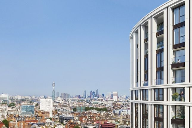 Thumbnail Flat for sale in Westmark Penthouse, Marylebone