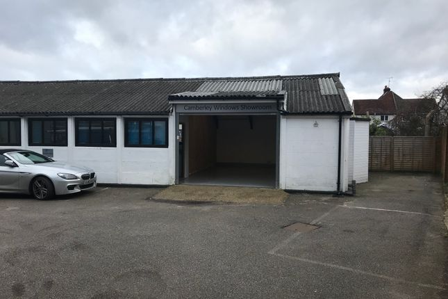 Thumbnail Industrial to let in Bridge Industrial Estate, Camberley, Surrey