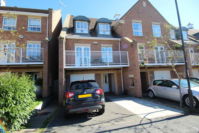 Thumbnail Town house for sale in Rodyard Way, Parkside, Cheylesmore