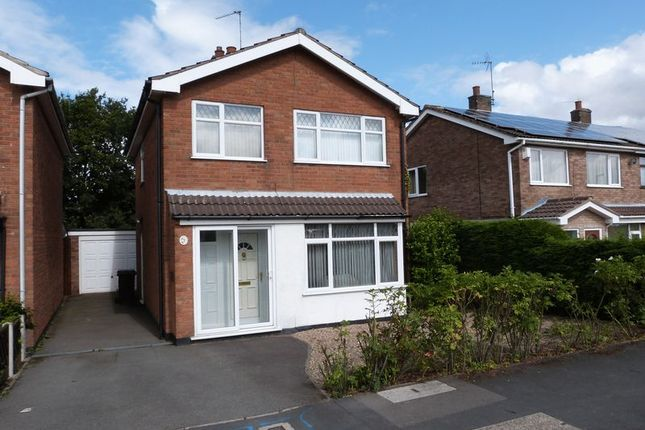 Thumbnail Detached house to rent in Dunbar Road, Coalville