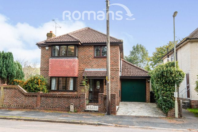 3 bed detached house to rent in Albany Road, Fleet GU51