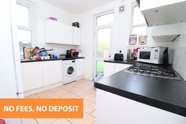 Thumbnail Terraced house to rent in Colum Road, Cathays, Cardiff.