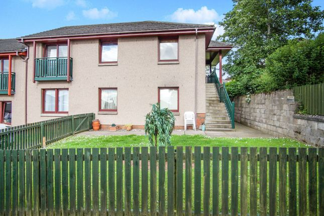 Front of Rodd Road, Dundee DD4