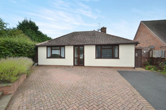 Thumbnail Detached bungalow for sale in Wellington Road, Muxton, Telford