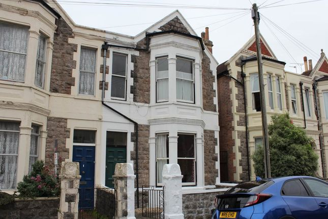 Thumbnail Property to rent in Clifton Road, Weston-Super-Mare, North Somerset