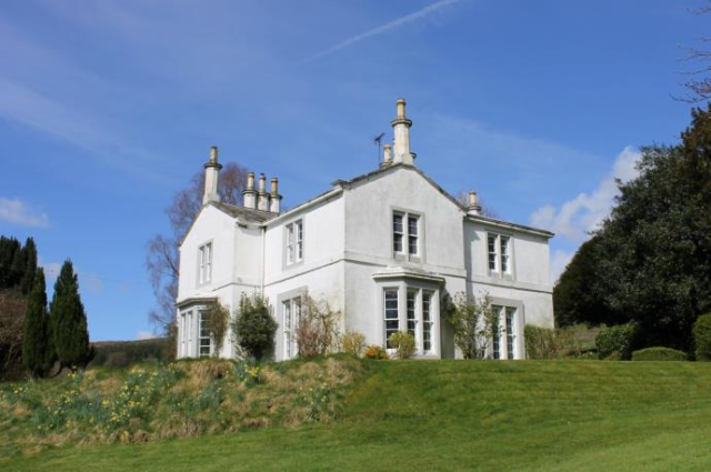 Thumbnail Country house to rent in The Glebe, Kirkland, Moniaive