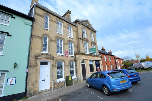 Thumbnail Flat for sale in College Court, Queens Square, Attleborough