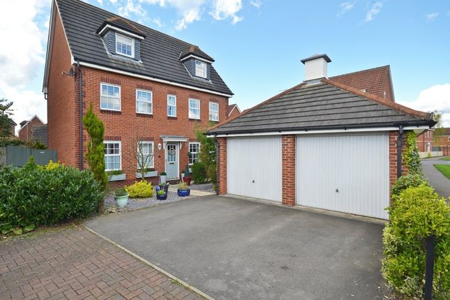 Thumbnail Detached house for sale in Kingston Drive, Normanton