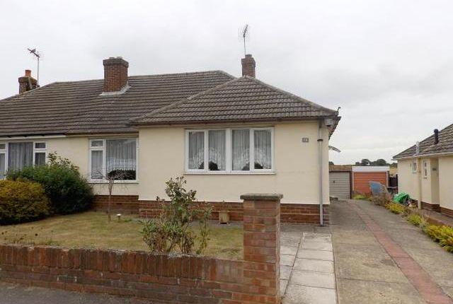 3 bed semi-detached bungalow for sale in Green Crescent, Bucklesham, Ipswich