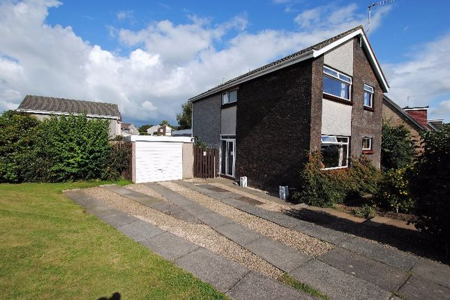 Thumbnail Detached house for sale in Plateau Drive, Troon, South Ayrshire