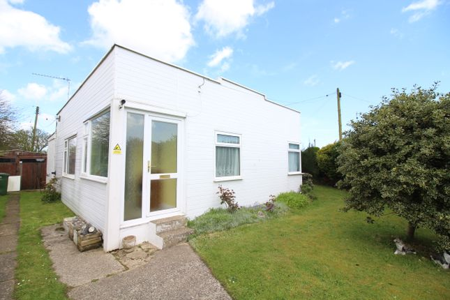 Thumbnail Detached bungalow for sale in California Avenue, Scratby, Great Yarmouth