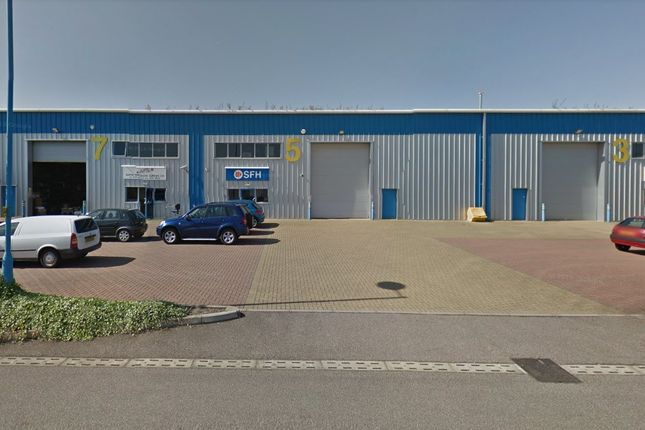 Thumbnail Warehouse to let in Hearle Way, Hatfield