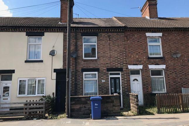 2 bed terraced house to rent in Branston Road, Branston, Burton-On-Trent DE14