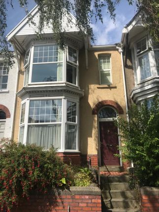 Thumbnail Terraced house to rent in Beechwood Road, Uplands