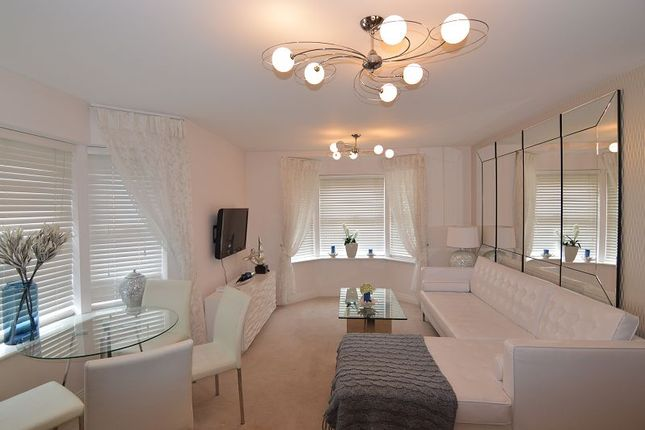 Thumbnail Flat to rent in Whitton House, Ashville Way, Wokingham