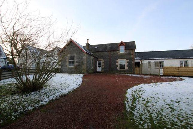 Thumbnail Farmhouse to rent in Abington, Biggar