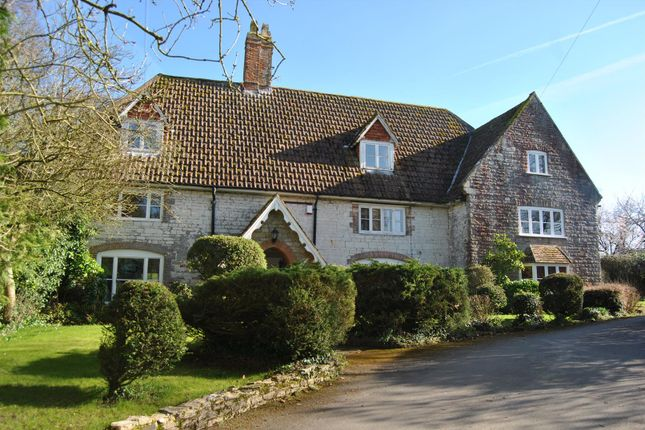 Thumbnail Detached house for sale in Church Road, Liddington, Swindon