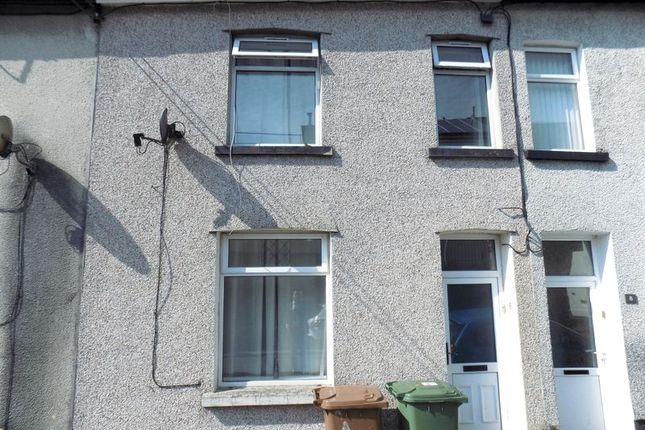 Thumbnail Terraced house to rent in Edward Terrace, Abertridwr, Caerphilly