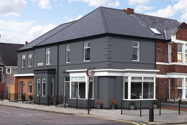 Thumbnail Terraced house for sale in Chillingham Road, Heaton, Newcastle Upon Tyne