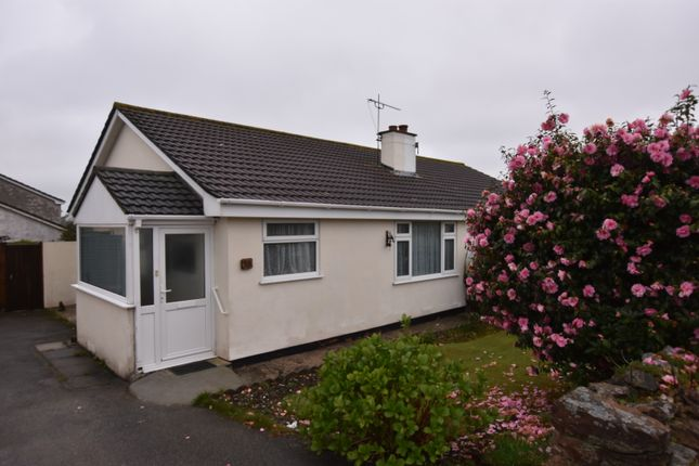 Thumbnail Semi-detached bungalow for sale in Trevince Parc, Carharrack