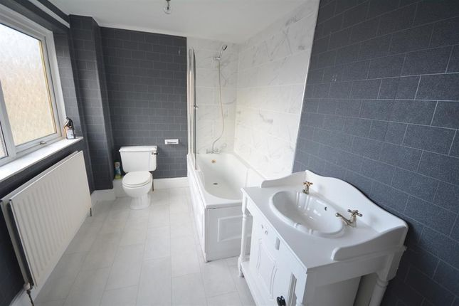 Bathroom of Clyde Terrace, Coundon, Bishop Auckland DL14