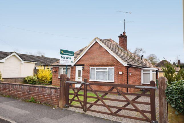 Thumbnail Detached bungalow for sale in Alton Road, Fleet
