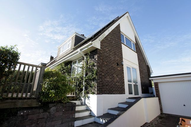 Thumbnail Detached house to rent in The Fairway, Newton Ferrers, Plymouth