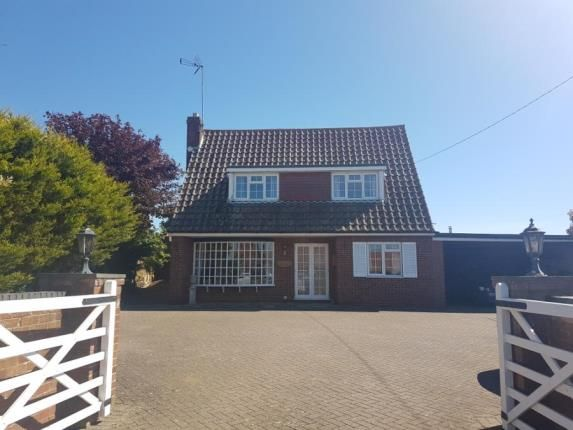 Thumbnail Detached house for sale in Old Hunstanton, Kings Lynn, Norfolk