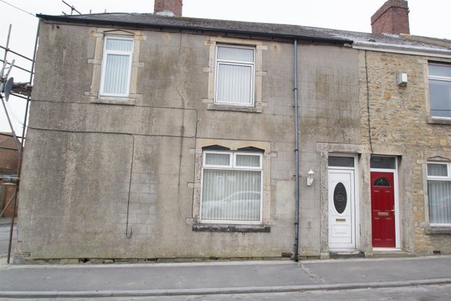 Thumbnail Terraced house to rent in Roseberry Terrace, Consett