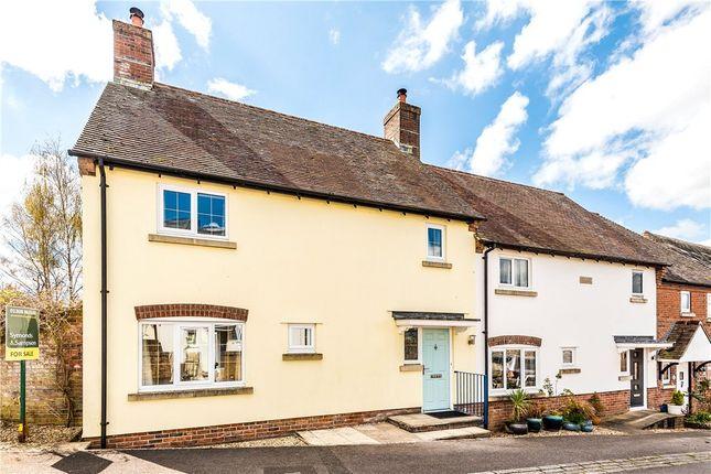 Thumbnail End terrace house for sale in Applefield Road, Drimpton, Beaminster, Dorset