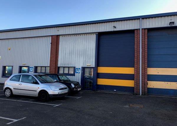 Thumbnail Light industrial to let in Unit 13, Harworth Enterprise Park, Blyth Road, Harworth, Doncaster, South Yorkshire