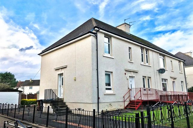 Thumbnail Flat for sale in Gibb Street, Chapelhall, Airdrie