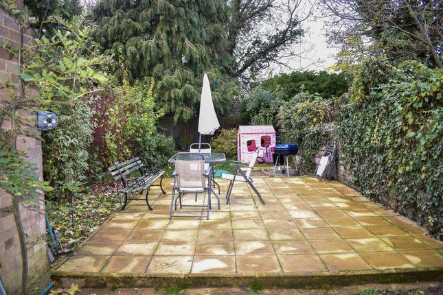 Rear Garden of Glebeland Road, Northampton NN5