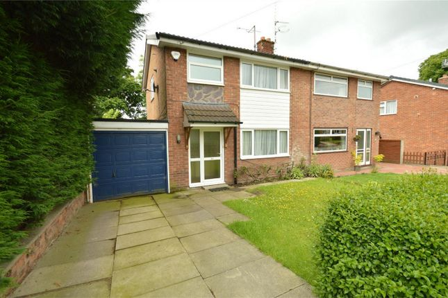 Thumbnail Semi-detached house for sale in Charter Road, Bollington, Macclesfield, Cheshire