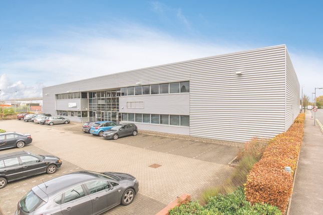 Thumbnail Industrial to let in Parkbury Estate, Radlett
