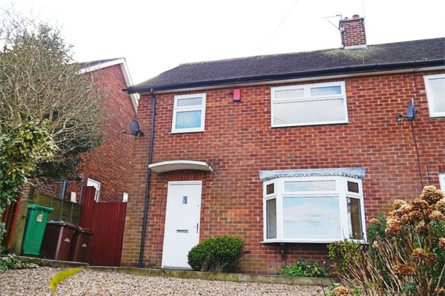 Thumbnail Semi-detached house to rent in Beckhampton Road, Arnold, Nottingham