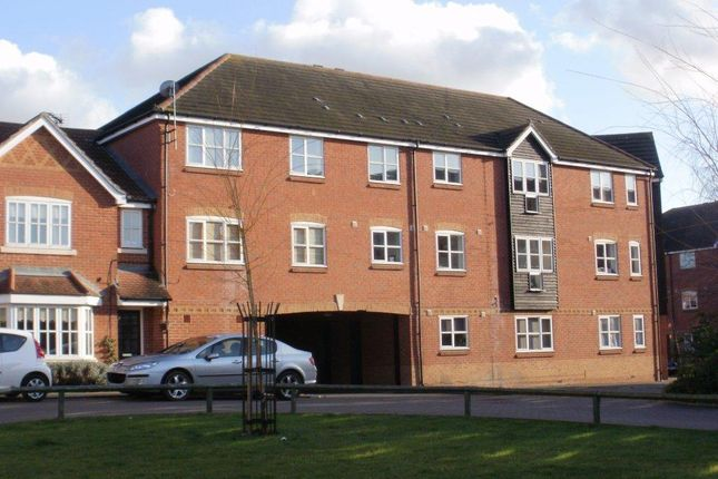 Thumbnail Flat for sale in White Willow Close, Ashford, Kent United Kingdom